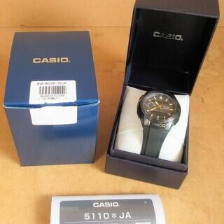 ☆カシオ CASIO WVA-M650B-1A2JF 電波腕時計 ...