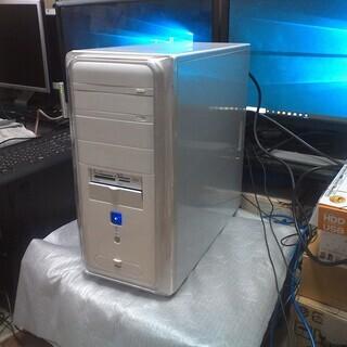 (取引中)自作デスクトップパソコン Windows10