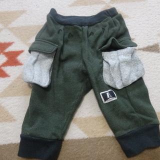 90サイズ秋冬用ズボンセット