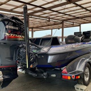 琵琶湖バスボートブラックバスフィッシング、バス釣りガイド募集!