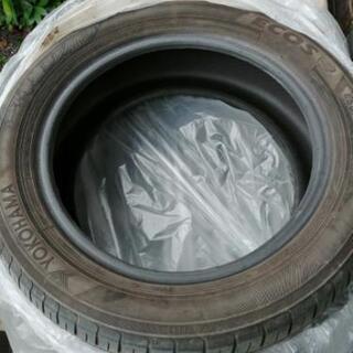 YOKOHAMA タイヤ 185/55R15 82V ホイールなし 取りに来てくださる方限定の画像