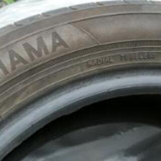 YOKOHAMA タイヤ 185/55R15 82V ホイールなし 取りに来てくださる方限定 - 川口市