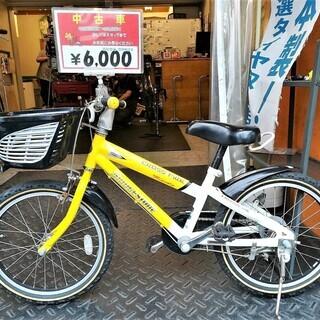 ☆整備済リサイクル子供用自転車 ブリヂストン 18×1.75イン...
