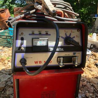 マキタ バッテリーウェルダー WB150 溶接機 - 小樽市
