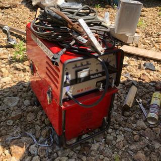マキタ バッテリーウェルダー WB150 溶接機の画像