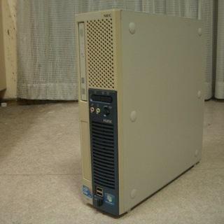 NECデスクトップパソコン ジャンク扱いで