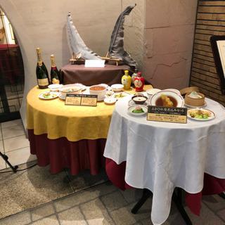 中国料理店 簡単な接客