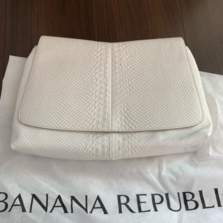 【新品未使用品】バナナリパブリック クラッチバッグ