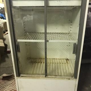 業務用 サンデン SANDEN 131L 冷蔵ショーケース…