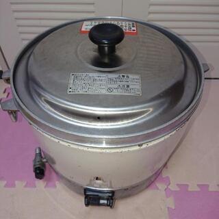 業務用 ガス炊飯器