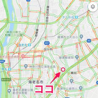 月極駐車場  綾瀬市早川 普通車・トラック等応相談