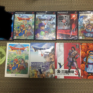 PS2用ソフト各種セット