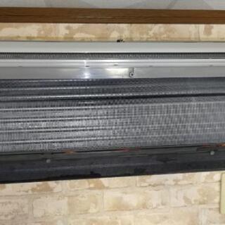#通常壁掛けエアコン#高圧洗浄で内部をきれいにします! − 愛知県