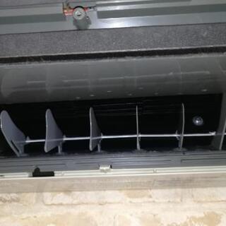 #通常壁掛けエアコン#高圧洗浄で内部をきれいにします! - 地元のお店