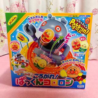アンパンマン おもちゃ ぱっくんコロロン