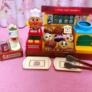 アンパンマン おもちゃ パン工場