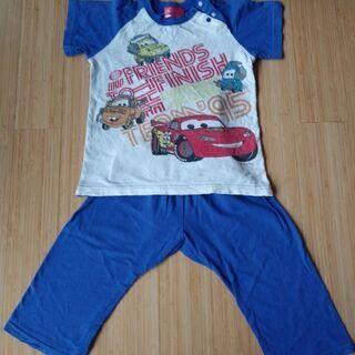 カーズ パジャマ 100cm