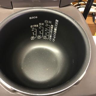 三合炊き 炊飯器