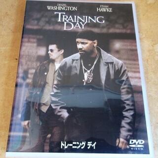 ☆DVD/TRAINING DAY トレーニングデイ◆2001年...