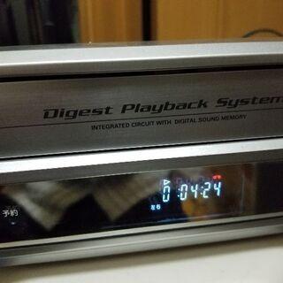 中古SANYO VHS BS Hi-Fiビデオカセットレコーダー