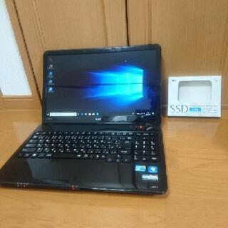 【新品・高速SSD搭載・高性能core i5・ブルーレイドライブ...