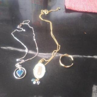 ネックレス&指輪
