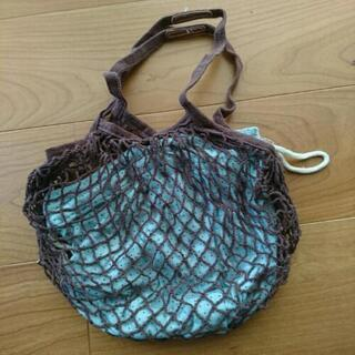 編み編み鞄