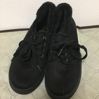 🔷‼️700円‼️新品 黒 スニーカー LL 🔷