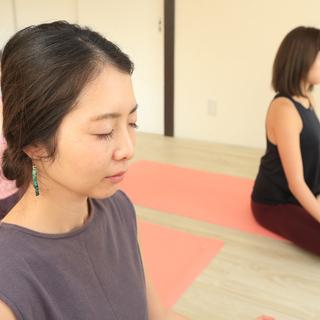 【少人数制ヨガレッスン】で心身の健康をサポート|戸田公園 徒歩5分