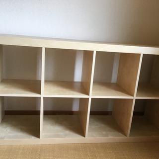 IKEA・イケア 書棚・本棚 KALLAX (カラックス) シェ...