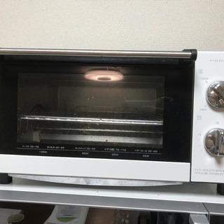 オーブントースターを無料で譲ります!