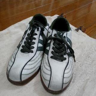 【値下げ】安全靴 24.0センチ
