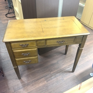 ミシン用テーブル 木製