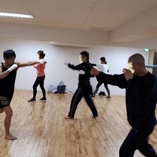 7/27(土)初心者対象キックボクシング練習会!現在参加予定7名。