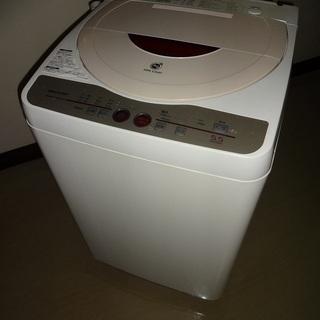 10km圏内は配送料込み シャープ 洗濯機 5.5kg ES-F...