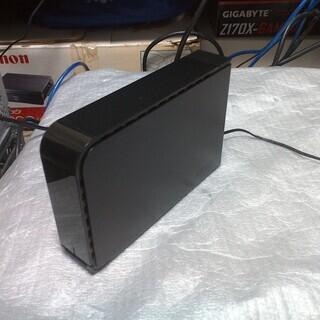 外付けハードディスク BUFFALO 2TB 動作確認済み…