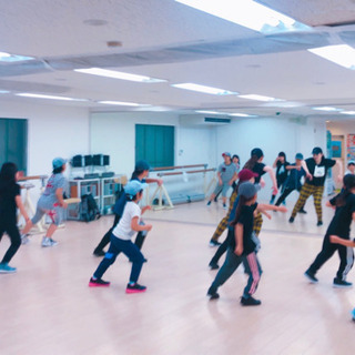 TOMOE HIPHOP KIDS 基礎クラス