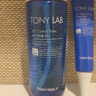 TONYMOLY  化粧水、ディープスポット セット