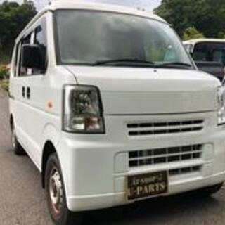 平成25年エブリィバン(スクラムバン).5MT.車検2年付き渡し.広島
