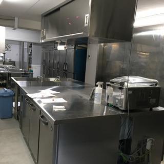 週払い可☆厨房機器の搬入、搬出のお手伝い