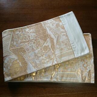 【5】西陣織 正絹 袋帯