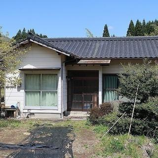 渓流沿いの中古住宅 : 由布市庄内町-H-0536