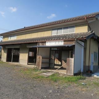 210号線に面した建物です。 : 由布市庄内町-H-0460