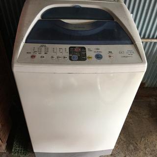 HITACHI 洗濯機 NE-6EY 0円