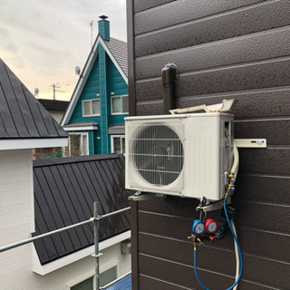 電気工事・空調工事、札幌市内近郊で対応します。