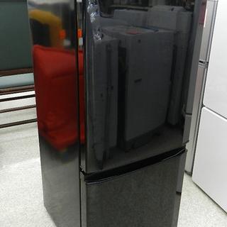 MITSUBISHI 2ドア冷蔵庫 146L 2016年製 MR...