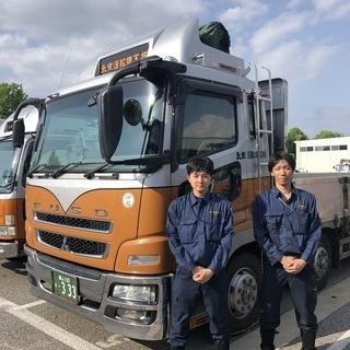 【土曜隔週・日曜休み】倉庫作業&10tトラック地場配送ドライバー...