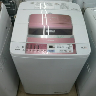 6ヶ月動作保証対応 2012年製 ヒタチ 洗濯機 【トレファク上福岡】