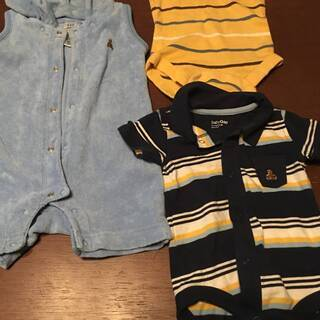 GAPのベビー服3枚セット サイズ60~70