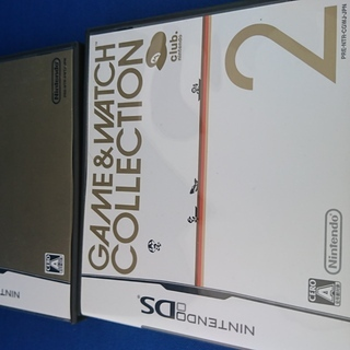 DS GAME & WATCH COLLECTION 1+2 ゲ...